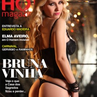 Bruna Vinha - Hot Magazine
