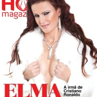 Elma Aveiro - Hot Magazine