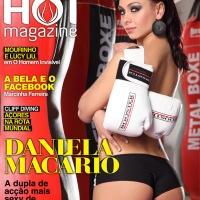 Daniela Macário - Hot Magazine