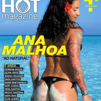 Ana Malhoa - Hot Magazine